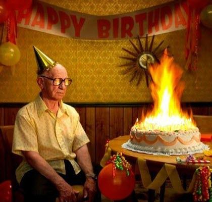 день рождения грустный праздник