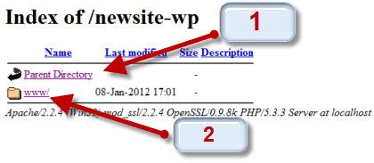 запуск своего блога_установка wp
